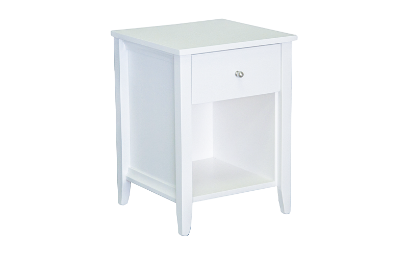 Adventure Single Drawer Bedside Table