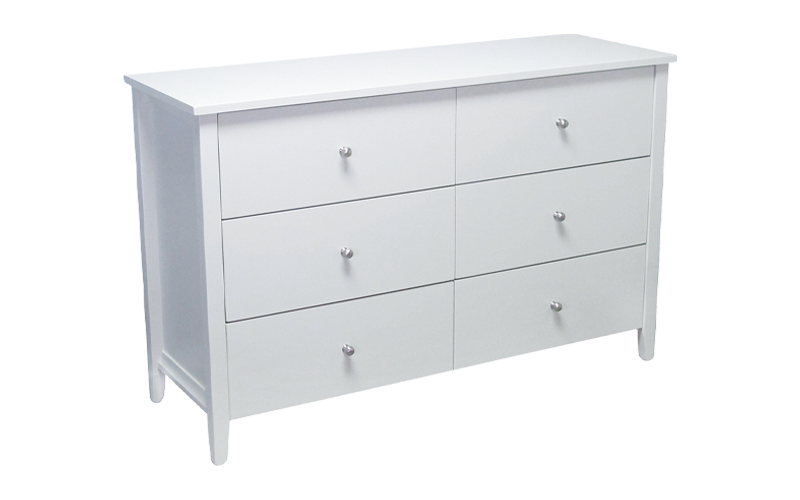 Adventure 6 Drawer Lowboy