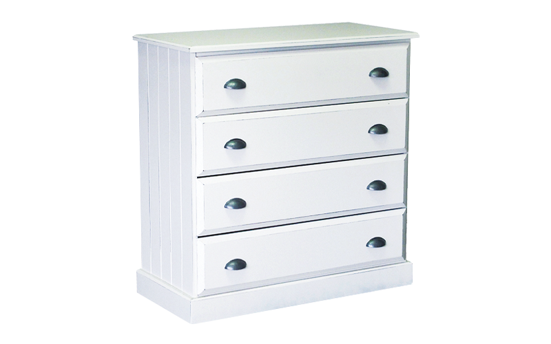 Andorra 4 Drawer Tallboy