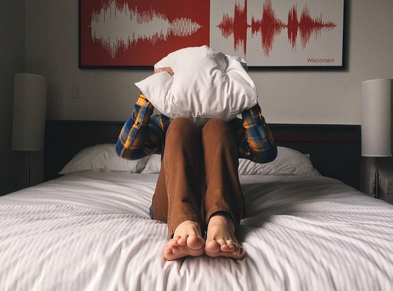 6 Dangers Of Sleeping On A Bad Mattress